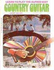 Learn to Play the Alfred Way : Country Guitar by Jimmy Miller (1975, Paperback)