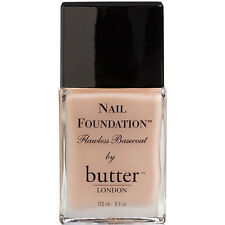 New Sealed Full Size Butter London Nail Foundation Flawless Basecoat 0.06 fl oz