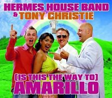 Hermes House Band (Is this the way to) Amarillo (2005, & Tony Christ.. [Maxi-CD]