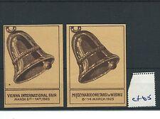 wbc. - CINDERELLA/POSTER - CF65 - EUROPE - VIENNA INT. FAIR - 1925