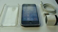 Apple iPhone 3GS ( A1303) -8GB- Black Smartphone for AT&T