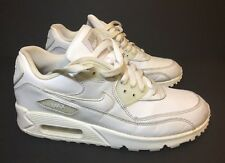 Nike Air Max 90 (GS) White/White Running sneakers 307793-111 Size 6Y