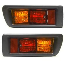 Toyota Land Cruiser 90/95 1996-2002 Tail Rear Bumper Fog Lights Lamps Left Right