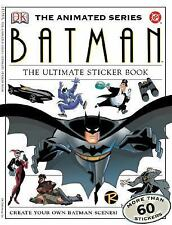 DC Animated Batman Sticker Book by DK