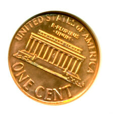 MISALIGNED DIES ARE RARE MINT ERRORS GEM 2000 ANACS MS65 RED MISALIGNED LINCOLN