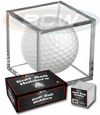 24 Stackable Display Cube Holder Case For Golf Ball Balls Golfballs