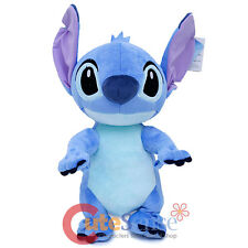 "Disney Lilo and Stitch Plush Doll 17"" Soft Toy Cushion Backpack"