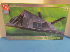 AMT Ertl Lockheed F-117A Stealth Fighter 1/72 SEALED NEW!!
