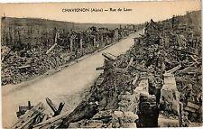 CPA  Chavignon (Aisne) - Rue de Laon  (202167)