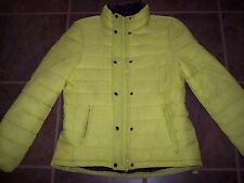 Padded Jacket,outerwear,Juniors XL,American Eagle,polyester,bubble,zip front