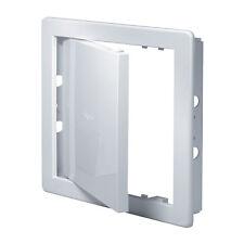 Bianco Pannello Di Accesso 150x200 mm/15.2cmx20.3cm Ispezioni Porta Portellone
