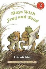 Days with Frog and Toad I Can Read, Level 2)