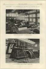 1925 Colliery Air Compressing Plants Bargoed And Penallta