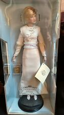 Franklin Mint Princess Diana Of Wales Doll  - Porcelain Portrait Doll