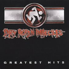 Dirty Rotten Imbeciles - Greatest Hits LP - Clear Vinyl D.R.I. DRI - SEALED NEW