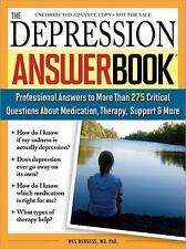 The Depression Answer Book: Professional Answers to More than 275 Crit-ExLibrary
