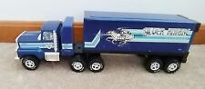 Nylint Silver Knight Express Collectible Toy Die cast Tractor Trailer