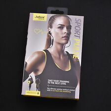 Jabra Sport Pulse Wireless Bluetooth Headphones with Heart Rate Monitor