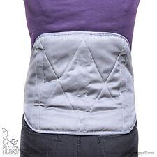 Wärmegürtel aus Kamelwolle Nierenwärmer Rückengurt Größe XXL Taille (100-120 cm)
