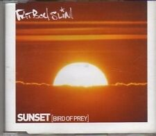 (CH30) Fatboy Slim, Sunset (Bird Of Prey) - 2000 DJ CD