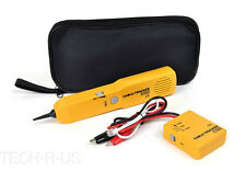 Network Telephone LY-CT019 Cable Wire Tracker Tester Kit Tracer w Pouch Retail