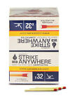 UCO Compact Strike Anywhere Stormproof Matches 10 Boxes MT-SA-10PK