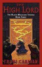 The High Lord (The Black Magician Trilogy, Book 3)-ExLibrary