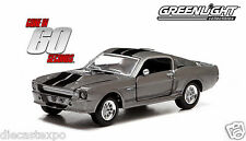 """From Hollywood Series 7: Gone in 60 Secs.""""Eleanor"""" 1967 Ford Mustang 1:64 Scale"""