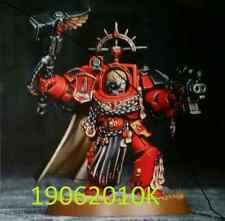 Warhammer 40k Space Marines Blood Angels Terminator Captian Karlaen (Deathstorm)