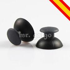 2 x RECAMBIO MANDO JOYSTICK ANALOGICO PARA PS2 PS3 PLAYSTATION 3 THUMB STICK