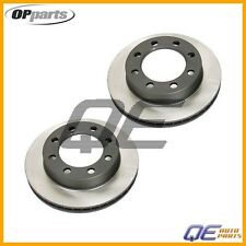 Dodge D250 1990-1993 Front Disc Brake Rotor OPparts 40514036
