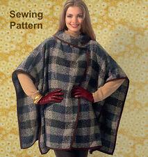 Kwik Sew K4031 Pattern Misses Wraps XS-XL BN