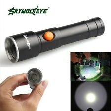 8000 LM 1-Modes CREE XML T6 LED AA Battery Bright Light Flashlight Outdoor Lamp