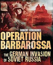 Operation Barbarossa: The German Invasion of Soviet Russia (General Mi-ExLibrary