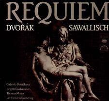 Dvorak - Requiem, 2 LP Box digital DMM 1985, Benackova, Fassbaender, Sawallisch