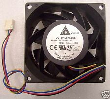 Intel FSR2612FAN PFC0812DE 9000RPM 80X38mm, New Bulk Packaging