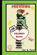 PREVIEWS - New Children's Books by Don Ford (2013, Paperback)