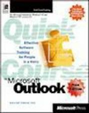 Quick Course in Microsoft Outlook, Online Press Inc, Online, Online Press, Inc