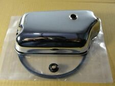 CARBURETTOR COVER CHROME VESPA VBA VBB VBC SPRINT PX150 PX200 VNA VNB