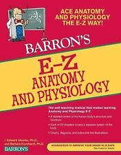 E-Z Anatomy and Physiology Barron's E-Z Series