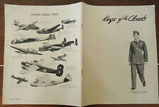 Kings of the Clouds - 1943 - 1st Australian Edition - Military - Very Scarce