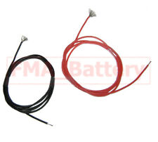 10M Red+10M Black #20 AWG Heatproof Soft Silicon Wire Cable 0.08mm/100