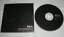 Kila: Live at Vicar St. Dublin 2002 - Special Limited Edition DVD Music Video
