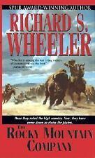 The Rocky Mountain Company, Wheeler, Richard S., Good Book