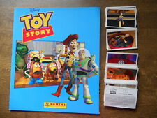 PANINI  EMPTY ALBUM + ALL 120 STICKERS OF TOY STORY