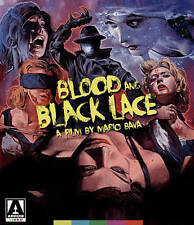 Blood and Black Lace (2-Disc Special Edition) [Blu-ray + DVD], New DVDs