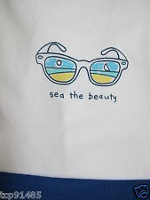 "NWT  Life is Good.®_Women's Classic Fit ""See Beauty Sunglasses""  S/S Tee (M)"