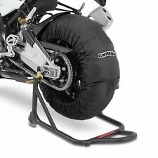 ConStands tyre warmers front and rear wheel 120 + 180/190/200 17 inch motorbike