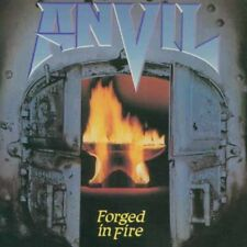Forged In Fire - Anvil (2003, CD NIEUW)