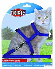 TRIXIE NYLON Cat Harness e Lead Set collare regolabile 4185